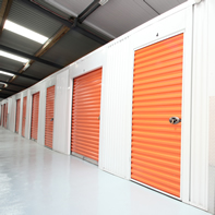 Self Storage with 24/7 Access